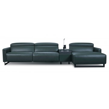 Cora 3 Seater Recliner Sofa