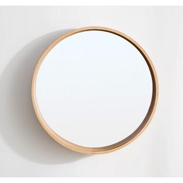 Lilian Round Mirror