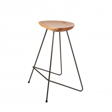 Copper High Stool